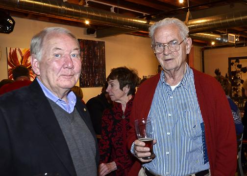 Lions Jim Elliott & Fred Doolittle